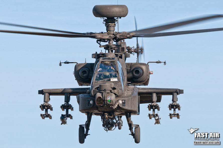 AAC Apache WAH64 ZJ199
