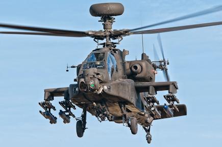 AAC Apache WAH64 ZJ211