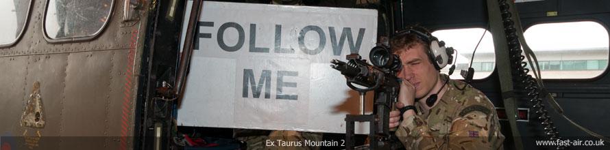 Exercise Taurus Mountain 2