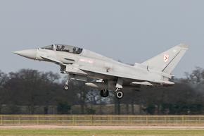 RAF Typhoon FGR4 ZJ800 - 29(R) Sqn