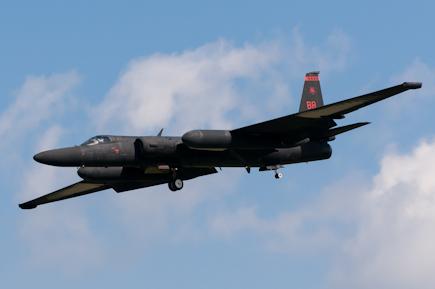 USAF U-2S Dragon 80-1073 - Dragon 21
