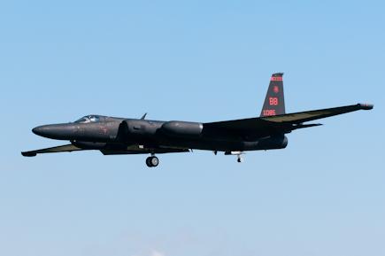 USAF U-2S Dragon 80-1085 - Dragon 51