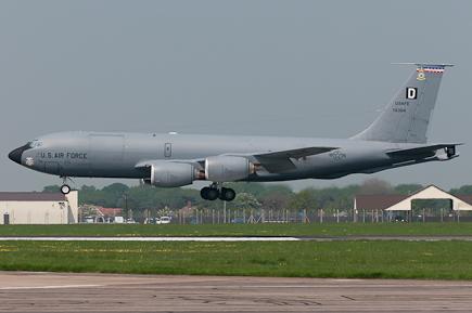 USAF KC-135 61-0304