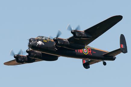 BBMF Lancaster PA474