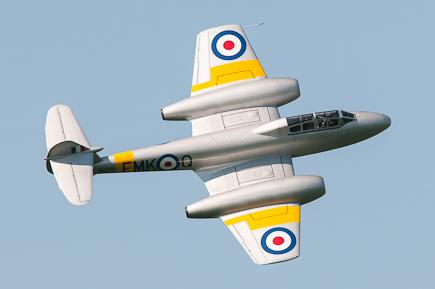 Gloster Meteor T7 G-BWMF