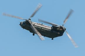 RAF Chinook Display#2