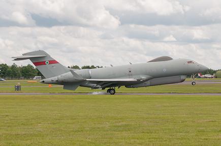 RAF Sentinel ZJ693