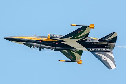 KAI T-50B Golden Eagle - Black Eagles #1