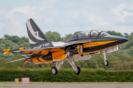 KAI T-50B Golden Eagle - Black Eagles #2