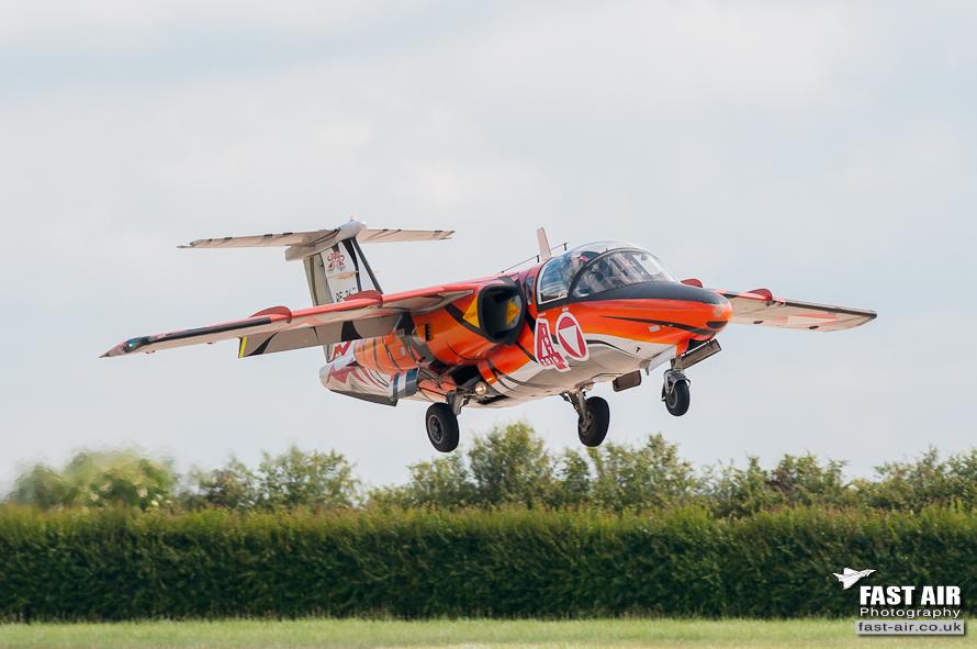 Saab 105 Tiger Scheme