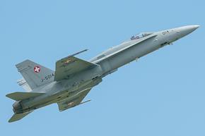 Swiss F-18C Hornet #1