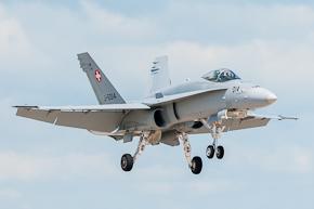 Swiss F-18C Hornet #3