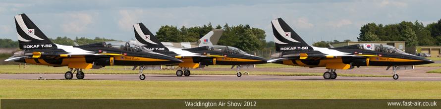 RAF Waddington Air Show 2012