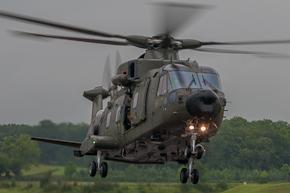 RAF Merlin HC3A ZJ990