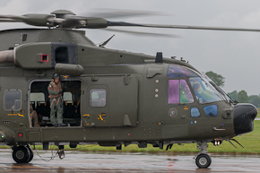 RAF Merlin HC3A ZJ990
