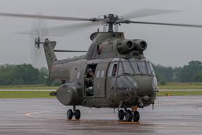RAF Puma HC1 XW223