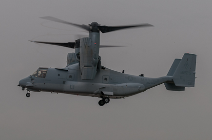 USMC MV-22B Osprey 168225 VMM-264