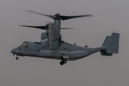 USMC MV-22B Osprey 168225 VMM-264