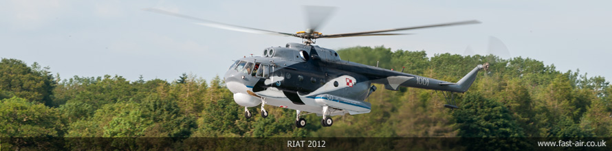 RIAT Air Show 2012