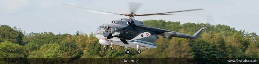 RIAT Air Show 2012