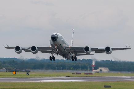 USAF RC-135V Rivet Joint 64-14848