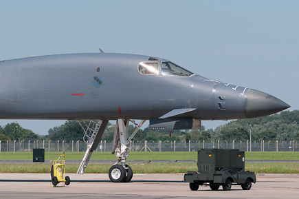 USAF B-1B 85-0064 7 BW