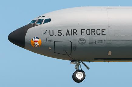 USAF KC-135R 58-0100 100 ARW