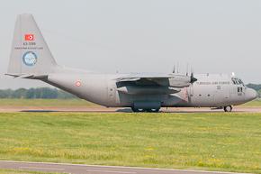 Turkish C-130E Hercules 63-3187