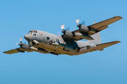 USAF AC-130U Gunship 89-0513
