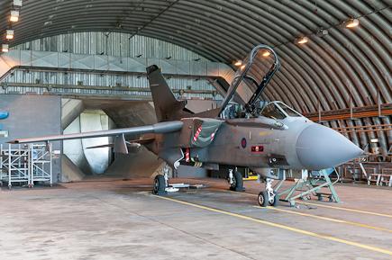 RAF Tornado Mission Marks - Op ELLAMY