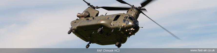 RAF Chinook HC3