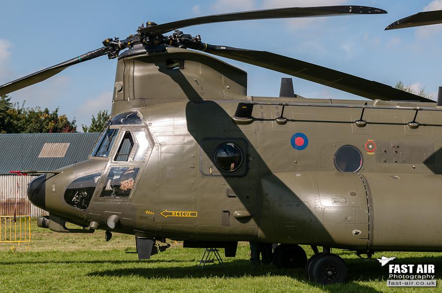 RAF Chinook HC3 ZH903 #1