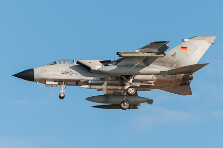 Luftwaffe Tornado ECR 46+49