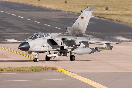 Luftwaffe Tornado ECR 49+49