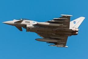 RAF Typhoon FGR4 6 Sqn ZK325