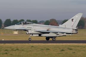 RAF Typhoon FGR4 ZJ930 17 Sqn