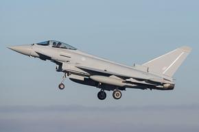 RAF Typhoon FGR4 ZK340