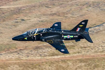 RAF Hawk T1 XX156 208 Sqn #1n