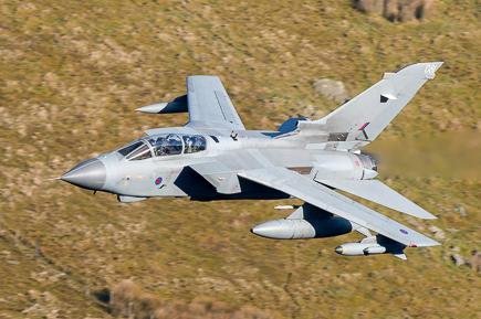 RAF Tornado GR4 ZD713 #1