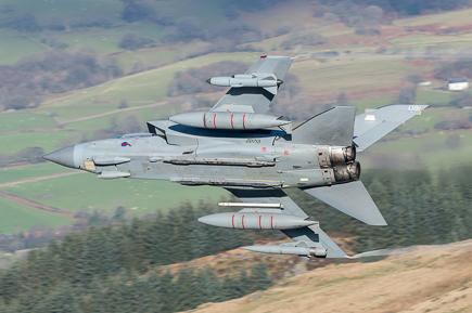 RAF Tornado GR4 ZD713 #2