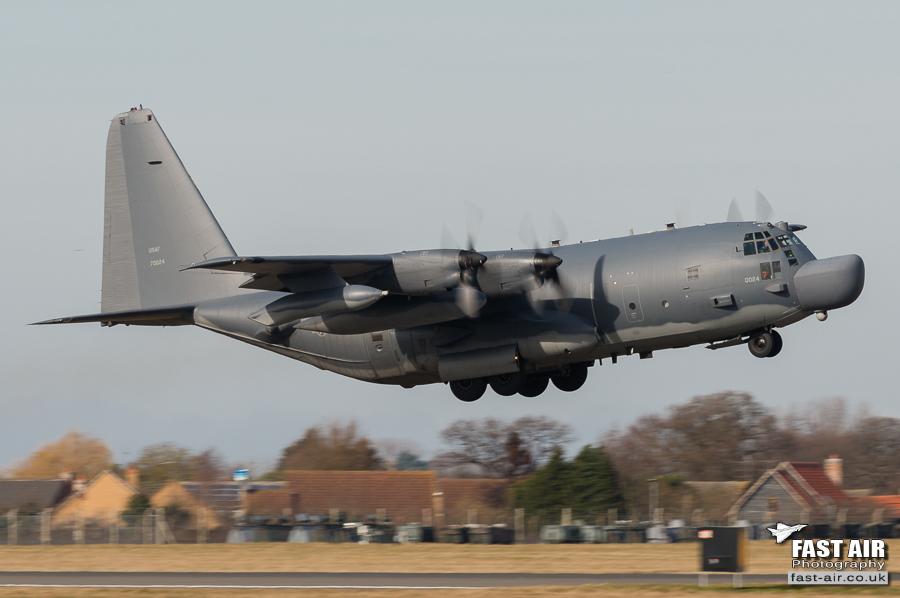 USAF MC-130H 87-0024