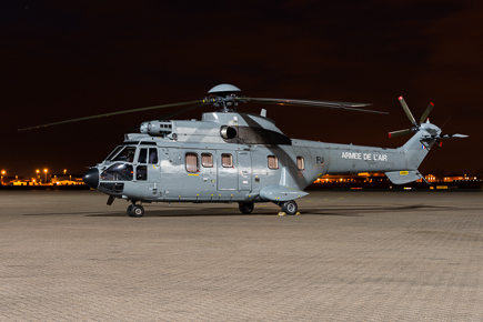 French Super Puma 2377 FU