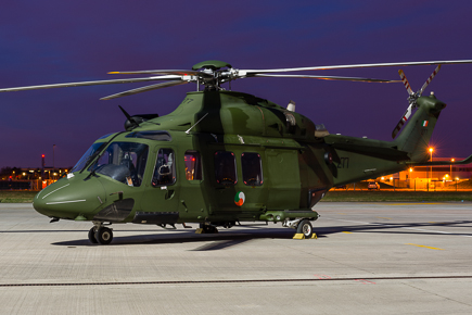 Irish Air Corps AW-139 277