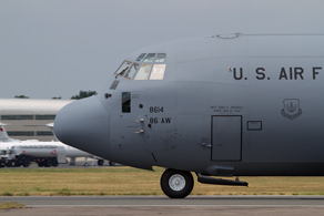 USAF C-130J Hercules 07-8614 photo